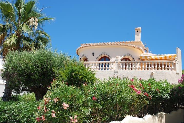 Lovely villa with great views Cumbre del Sol - Benitachell
