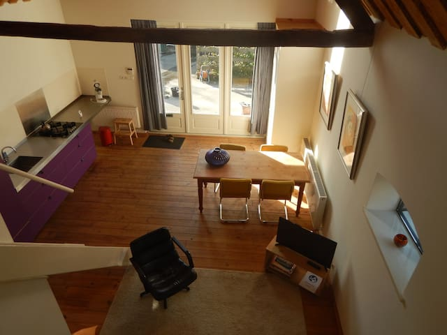 Comfortable Coach House in the Green Heart. - Bodegraven - Appartement