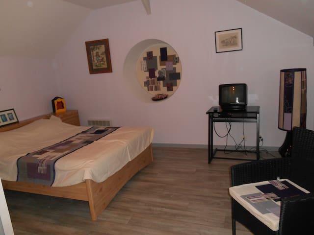 studio du chalet de Caharet - Pipriac - Квартира