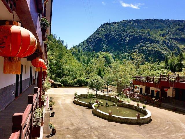 西岭阳光生态山庄 Xiling Sunshine Eco-Villa - Chengdu