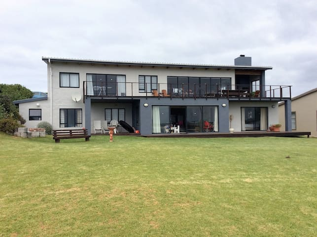 """Godolphin"", self catering - Cape Saint Francis - Huis"