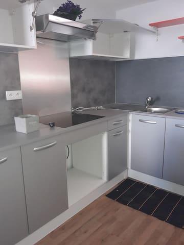 studio disponible tout confort ds maison,rdc - Saint-Félix - Hus