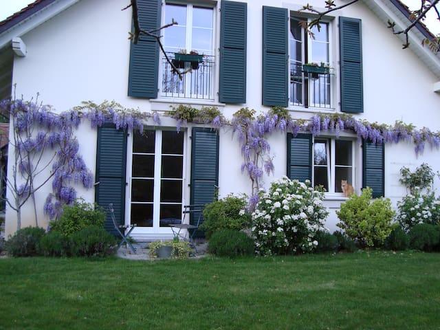 Provencal house on the coast - Lully - Ev