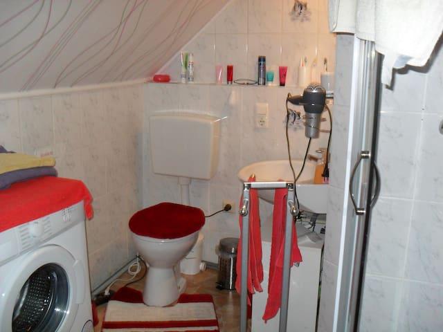 Schönes Zimmer - Neunkirchen - Haus