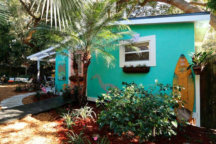 Key West cottage in Mt Dora - Mount Dora