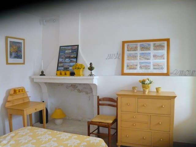 MENERBES, LUBERON, Les GORGUES - Ménerbes - Casa
