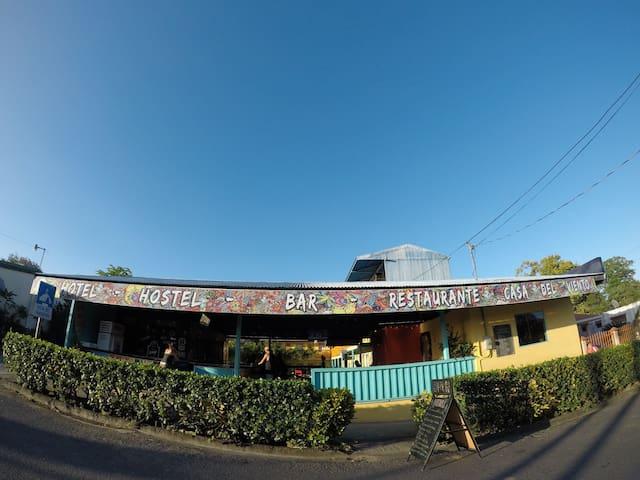 Hotel/Hostel Casa del Viento - La Cruz - Appartement