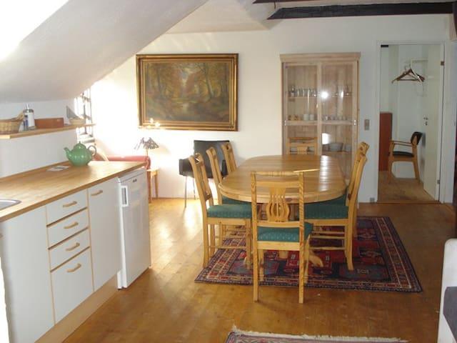 Apartment No. 5 - Rønde - Bed & Breakfast