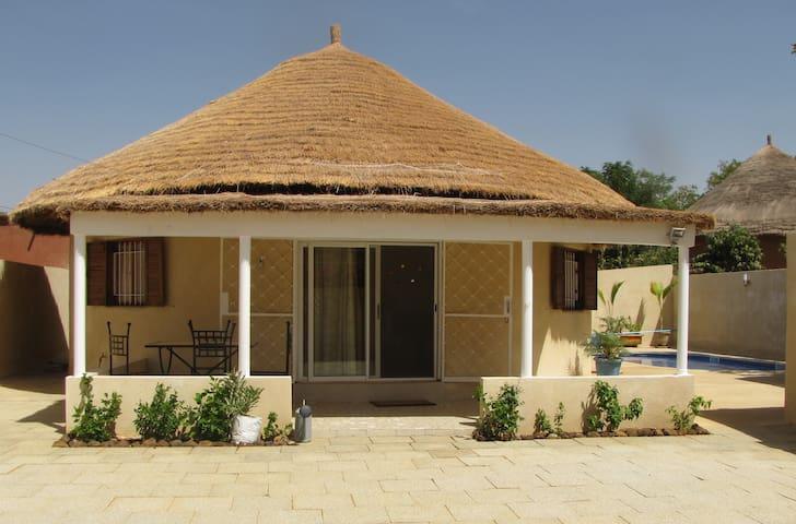 Villa Piscine Lagune Senegal Somone - Somone - 別墅