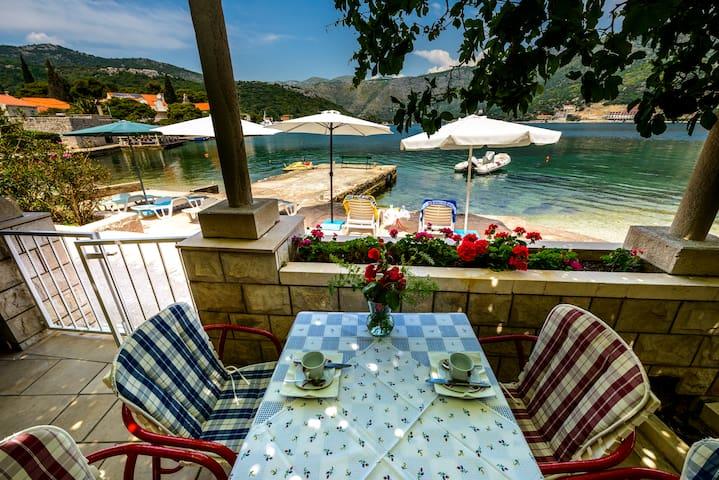 """Rooms """" VILLA MALI RAJ 2"""" - Dubrovnik - Hus"""