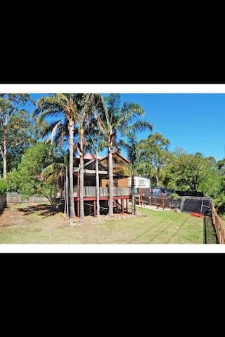 Bomaderry Creek Walking Track - Bomaderry - Casa