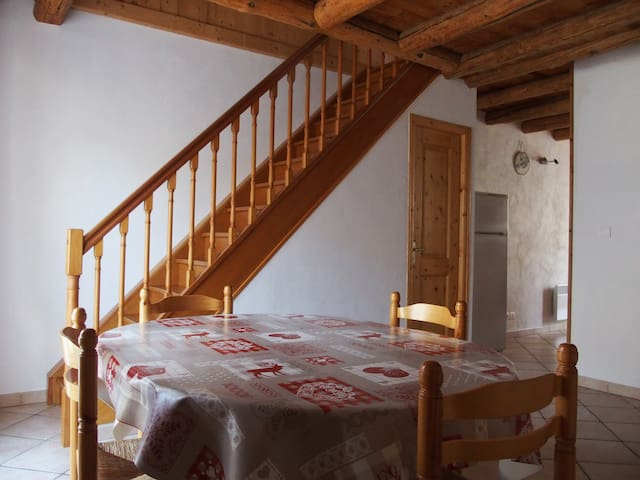 Appartement au calme à Termignon - Termignon - Villa