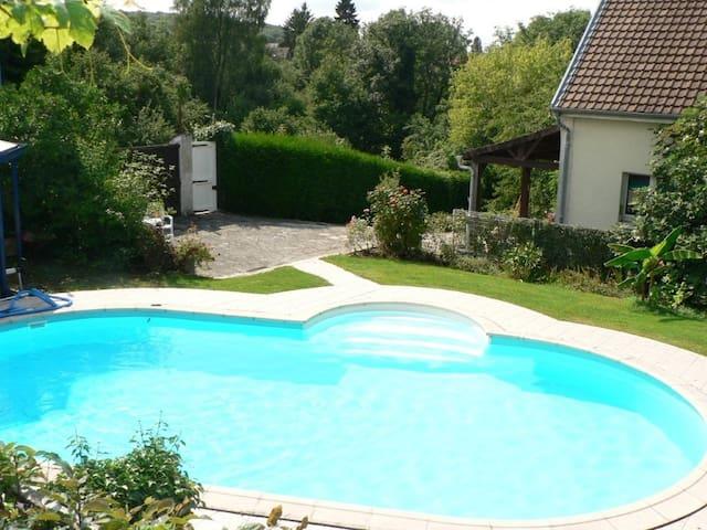 La Maison d'Arbouet - Nanteuil-la-Forêt - Ev