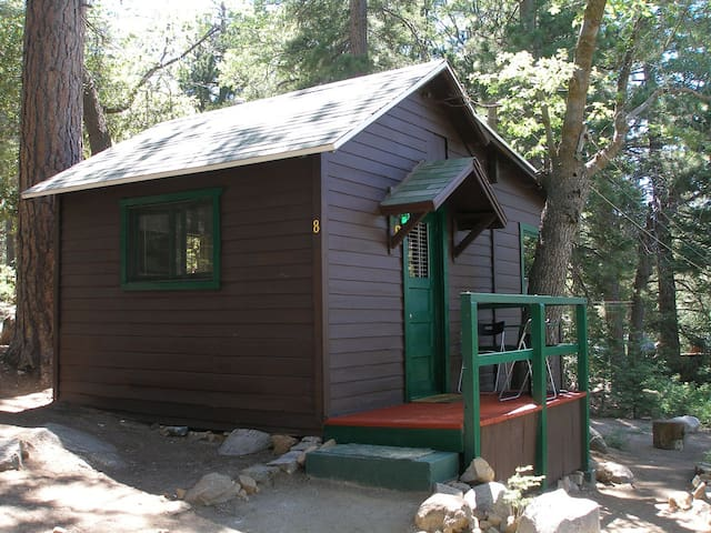 Cabin #8  For Two Guests - Angelus Oaks - Stuga