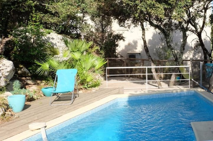 Family house close to Montpellier and nature - Sussargues - 獨棟