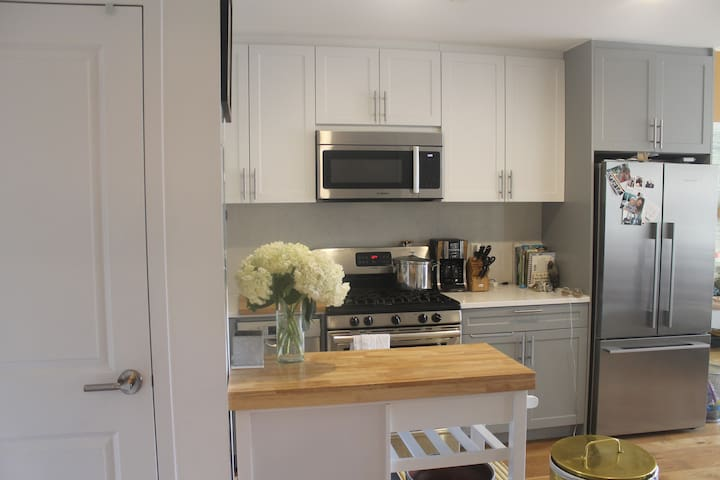 2 bedroom with patio in clinton hill - Brooklyn - Departamento