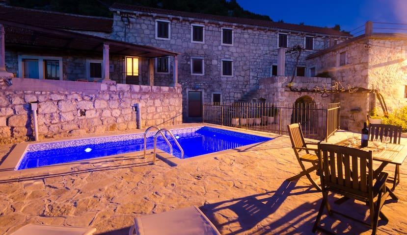 Villa Konsuo - Mediterranean peace - ドゥブロヴニク - 別荘