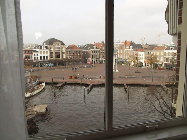 canalhouse apartment - Leiden - Apartament