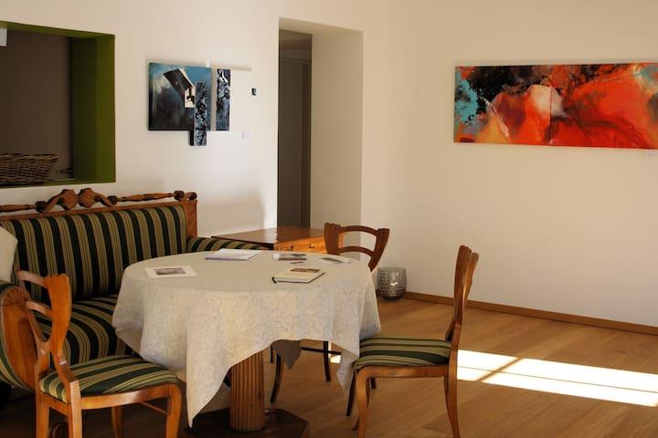 Sommer im Salzburger Land - Oberndorf bei Salzburg - Appartement