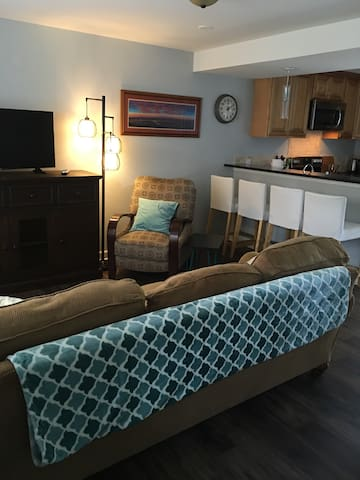 Downtown Convenience and Luxury, #5 - Greenville - Leilighet