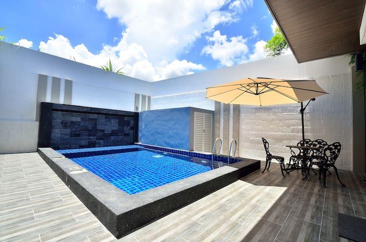 Violet Villa @ Teluk Bahang - Batu Feringghi - Bangalô