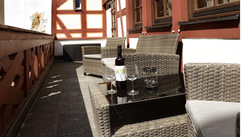Moderne Ferienwohnung Cochem - Cochem - Casa