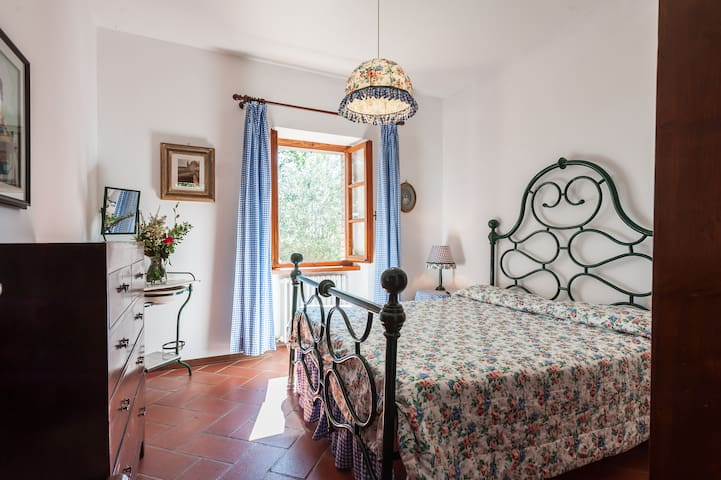 IL ROSETO DOUBLE ROOM OVER THE WORLD - Citta di Castello - Villa