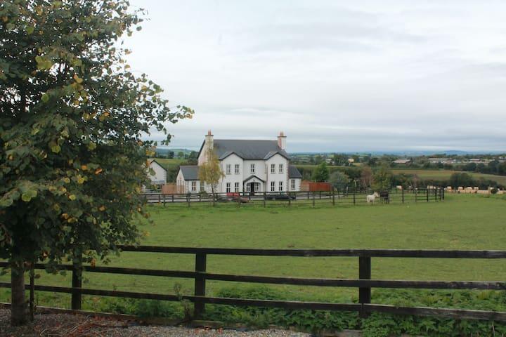 Samaya House, Coolroe, Shillelagh, Co. Wicklow. - Shillelagh