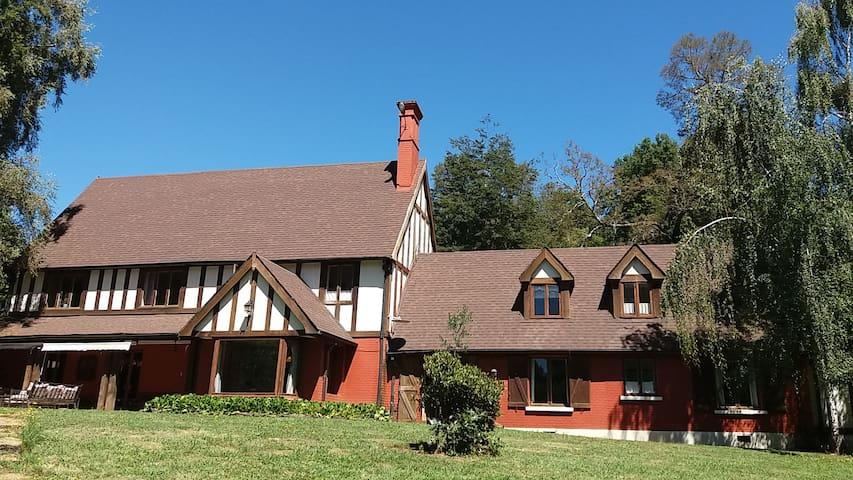 Magnifica casa Patronal - Temuco - Casa