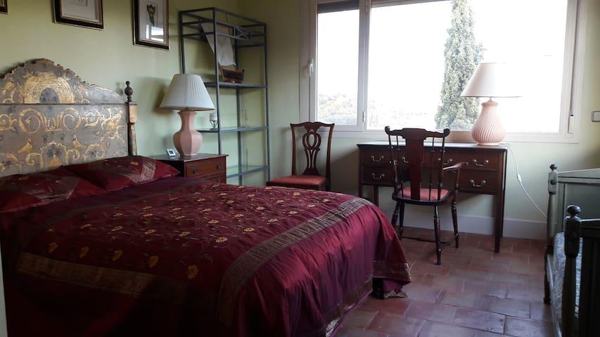 Habitación en Ciudalcampo / Madrid - Ciudalcampo - Bed & Breakfast