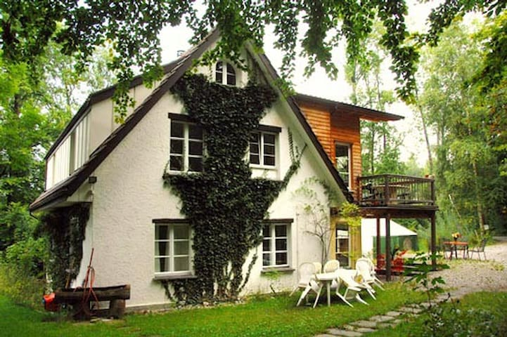 Schönes Apartment - Zurich/Uetliberg - Daire