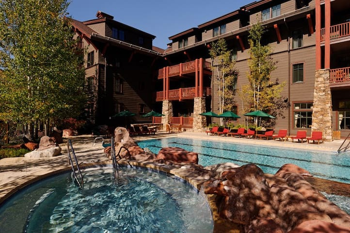 Ritz Carlton Aspen 2/3 Bedroom Condo $500/night! - Aspen - Maison