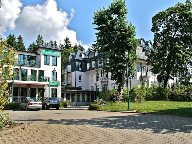 1-room apartment 26 m² Tannenpark for 2 persons in Tanne - Tanne - Квартира