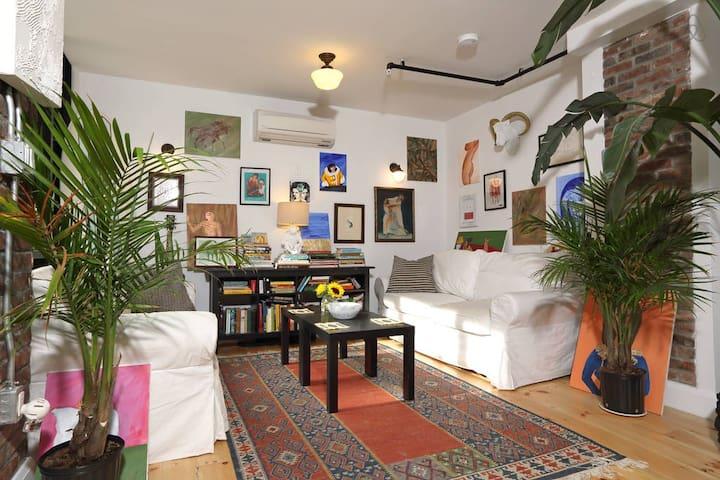 WILLIAMSBURG AUTHENTIC ARTIST LOFT - Brooklyn - Loft