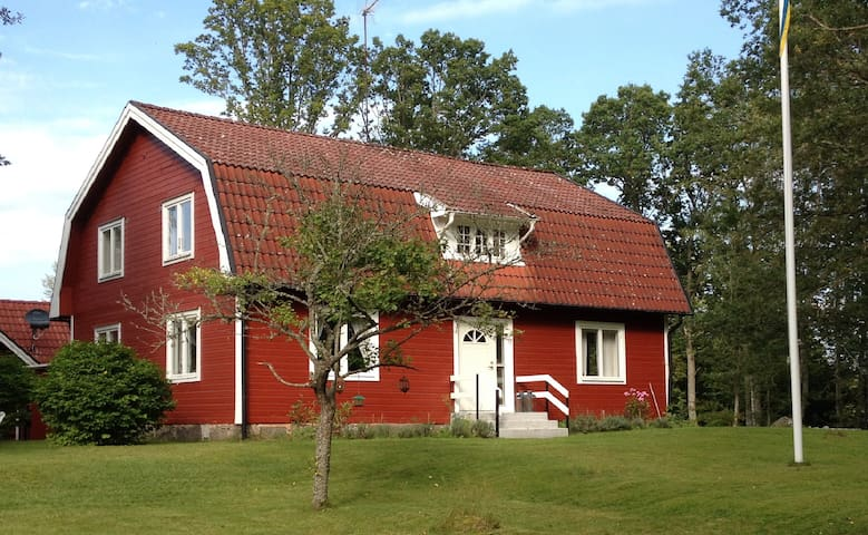 Quaint house in scenic landscape - Hässleholm N