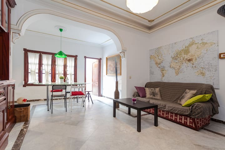 Casa Flor de Azahar ... Room 3 - Seville
