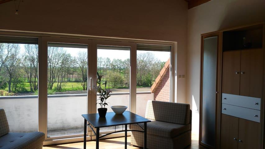 Wohnung am schönen Reitlingstal - Erkerode - Lägenhet