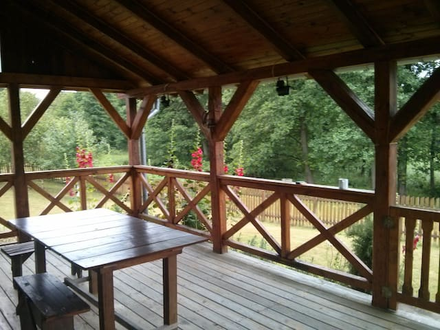 GreatRemote all year cottage house  - Żywy - 別荘