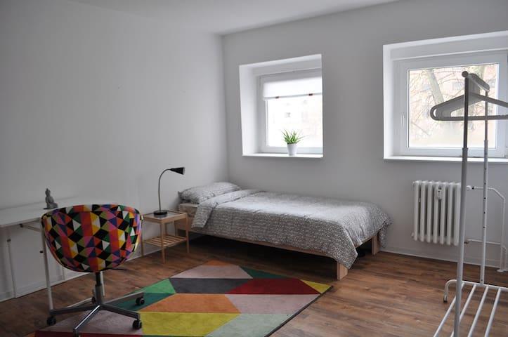 Private room in the center of town - Dessau-Roßlau - Lägenhet