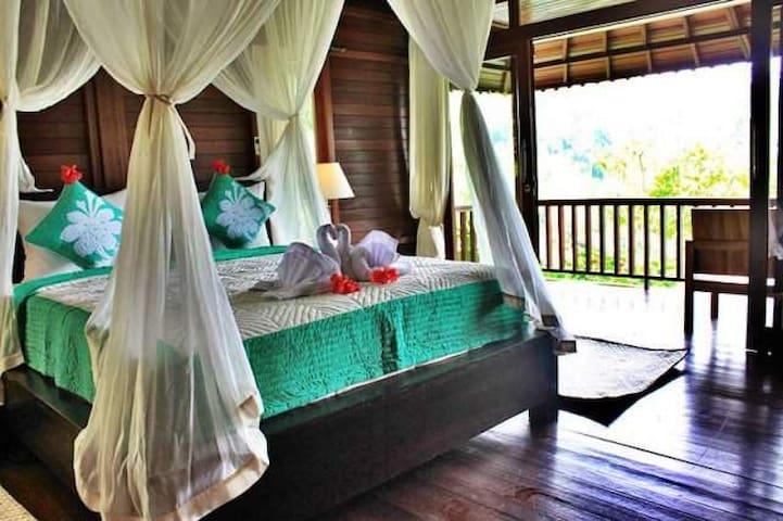 Villa wedang tea - Tegallalang