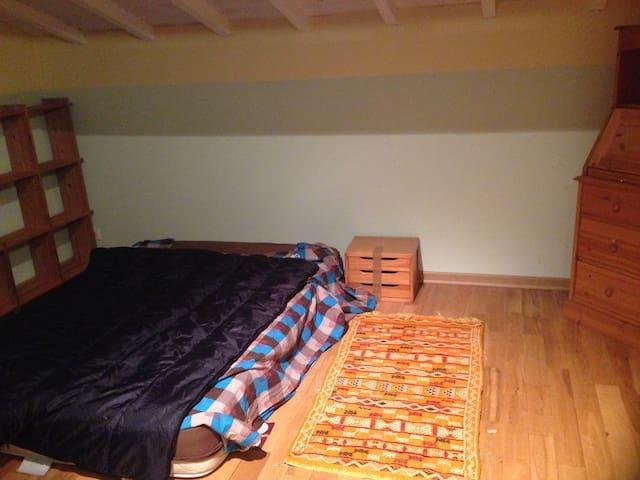 Chambre calme à Pineuilh - Pineuilh - Ev