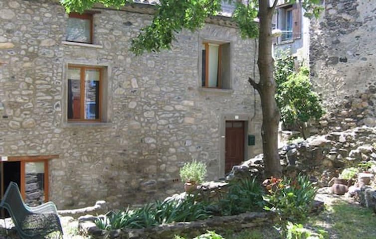 The Old Fort House - Caudiès-de-Fenouillèdes - Huis