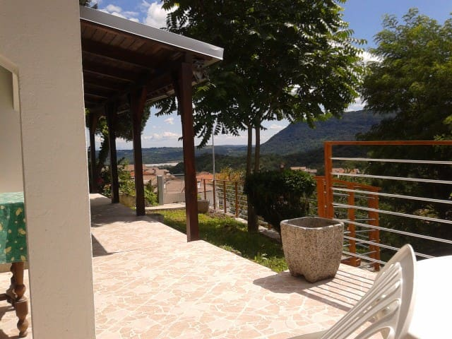 Cozy house with splendid view - Forgaria Nel Friuli