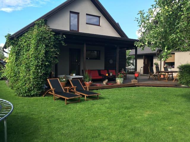 Mooni cottage - Pärnu - Casa