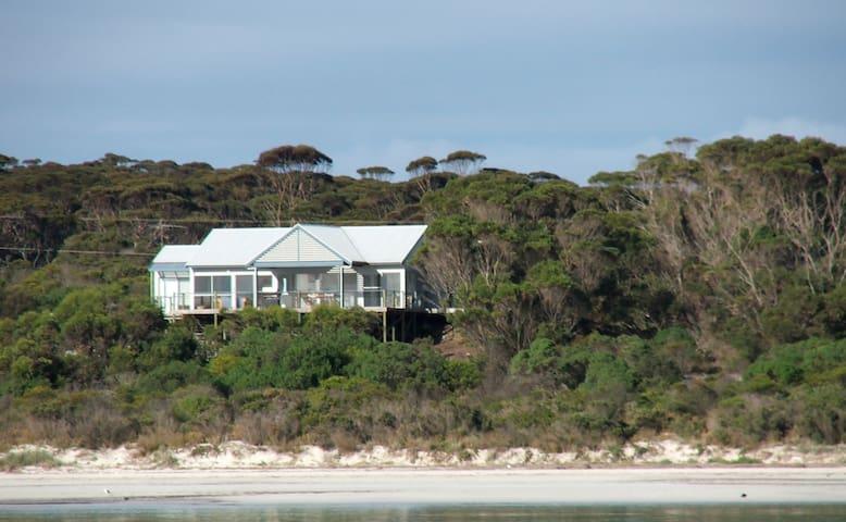 The Deck is a fabulous beach house - Island Beach - Ev