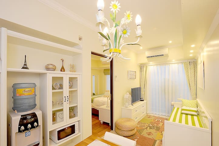 Brand New Cozy Apart, at convenient Location. - Sumur Bandung - Daire
