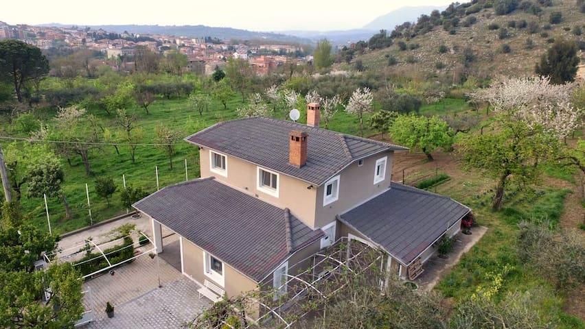Ginger House - Cottage of charme - Sant'Agata Dé Goti - Hus