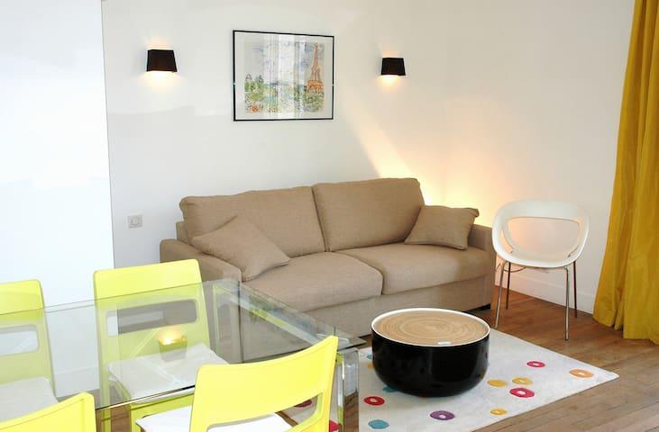 Bel appart 3 pièces au sud de Paris - Issy-les-Moulineaux - 公寓