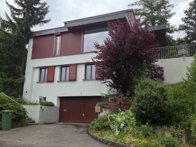Temporary shared house near Zürich - Hedingen