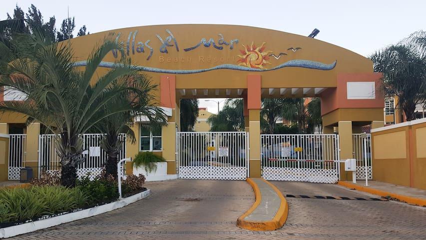 Relaxing Beachfront Condo Villas del Mar Beach - Medianía Alta - Apartamento